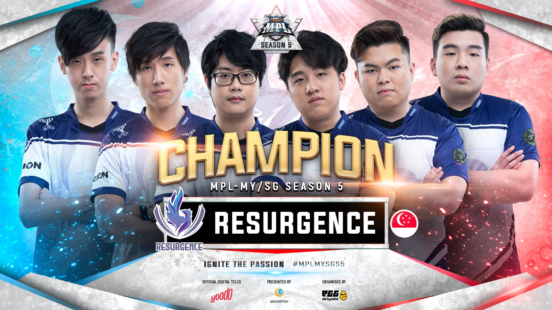 Playoffs Day 3: Resurgence win the MPL-MY/SG S5 title